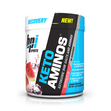 BPI Sports Keto Aminos Recovery Energy Burning Fat For Fuel 30 Servings