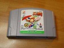 GAME/JEU SNES KONAMI SUPER NITENDO JAPANESE NUS NP4J JIKKYO POWERFUL PRO 6 JAP *