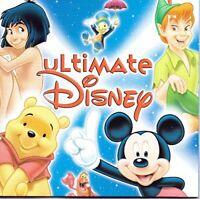 Various Artists - Ultimate Disney (CD) (2004)