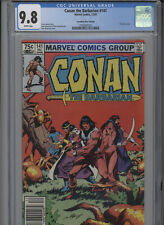 CONAN THE BARBARIAN #141 MT 9.8 CGC HIGHEST 1 OF 2 CANADIAN PRICE VARIANT WHITE