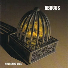 "Abacus:  ""Fire Behind Bars""  (CD)"