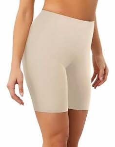 Maidenform Thigh Slimmer Cool Comfort Tummy Control Built-in Panty SmoothTec