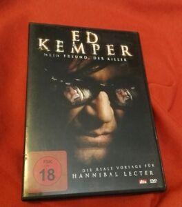 ED KEMPER - Mein Freund der Killer / DVD / FSK 18