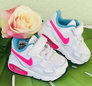 Schuhe Nike Air Max Gr.19 19,5 20 Mädchen Neu Lauflernschuhe Sportschuhe Airmax