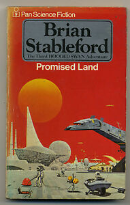 Promised Land Brian Stableford Pan Science Fiction 1978 Paperback