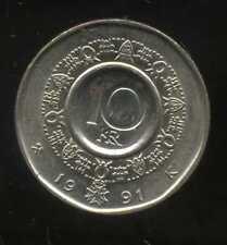 NORVEGE 10 kroner 1991