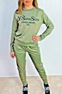 "Latest On Trend ""Ye Saint Sleep""  Top Selling Loungewear- 2 Piece- S/M(8-10)"