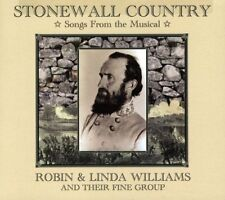Robin and Linda Williams - Stonewall Country [CD]