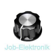 Drehknopf Ø23mm Potiknopf Drehknöpfe Stellknopf Einstellknopf für 6mm Achse