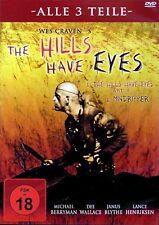 The Hills have Eyes | Teil 1, 2 und 3 | Horror | Wes Craven |  [FSK18] DVD
