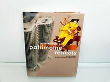 Rare LE DICTIONNAIRE DU PATRIMOINE RENNAIS (French Edition) 2004 Apogee Edition