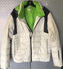 30285 Womens DAINESE Ski Snowboard Jacket  Winter Puffer Coat w Hood / L Large