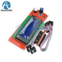 2004 20*4 LCD Display 3D Printer Controller +Adapter For RAMPS 1.4 Reprap Mendel