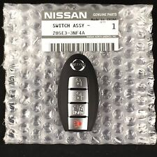 2013-2017 Nissan Leaf Keyless Remote Smart Key Fob Entry Transmitter Genuine OEM