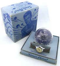 1951 Buzz Corey's Space Patrol Character Watch in Original Box by U.S. Time