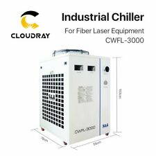 3KW Fiber Industrial Chiller for Fiber Laser Equipment 220V 60Hz & 380V 50Hz