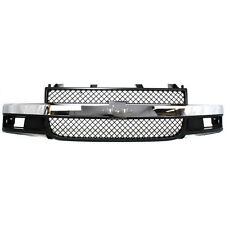 NEW 03 16 GRILLE FRT FOR CHEVROLET ESPRESS 1500 2500 3500 GM1200535