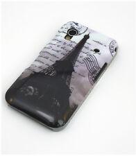 Funda de TPU para Samsung Galaxy Ace s5830 protectora móvil bolso parís torre Eiffel