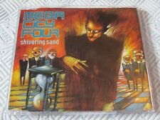 Mega City Four - Shivering Sand - Scarce Mint Cd Single