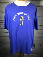 FIFA World Cup 2006 Vintage Italy Italia  Graphic Shirt Sz XL O