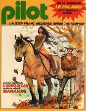 fumetto PILOT ANNO 1982 NUMERO 2 NUOVA FRONTIERA