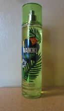 Bath Body Works WAIKIKI BEACH COCONUT Fine Fragrance Mist Spray 8fl.oz./236ml