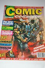 Comic Collector Magazine March 1992
