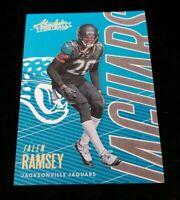 2018 Absolute Football #48 Jalen Ramsey Jacksonville Jaguars