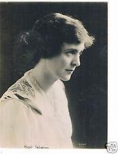 Mabel Taliaferro Actress Vintage Celebrity N.Y.C Photograph  9 x 7