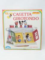 CASETTA GIROTONDO DISNEY CEPPI RATTI ILLCO REF. 22858 FONDO MAGAZZINO[E09-037]