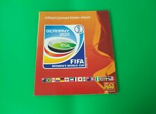 Panini Album Frauen WM 2011 komplett inklusive Bestellschein