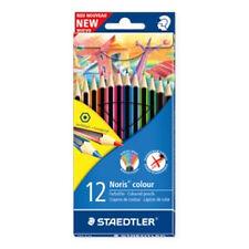 Staedtler Noris Club 12 Coloured Hexagonal Pencils 185 C12