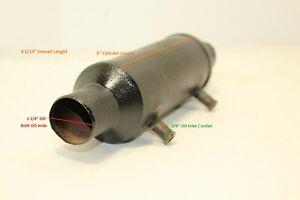 1980 - 1998 MerCruiser 4.3 5.0 5.7 Power Steering Raw Water Oil Cooler