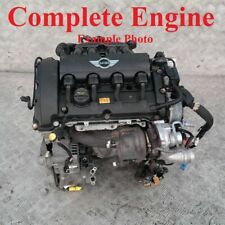 BMW Mini Cooper S R55 R56 174HP Petrol Bare Engine N14B16AB 80k miles WARRANTY