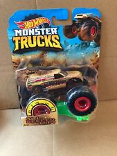 Hot Wheels Diecast Monster Trucks - Bone Shaker