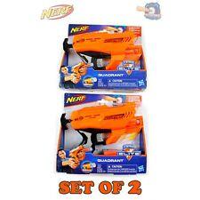 NERF Elite AccuStrike Quadrant Kids Toys - E0013