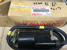 Ignition Coil #2 #3   KZ1000 E1 E2 ST  21121-1022 Genuine Kawasaki NOS