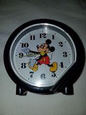Lorus Quartz - Mickey Mouse Alarm Clock - Vintage Japan