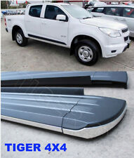 (#921) Holden Colorado Dual Cab 2012 to 2018 Side Steps Running Boards