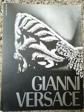 Gianni VERSACE 1989 No 16 Women Spring Summer Collection Book Magazine CATALOGUE