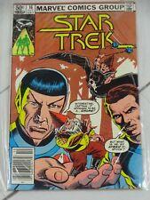 Original Star Trek Comic Book #16- Marvel 1980 Bagged - C2591
