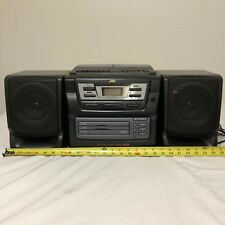 Jvc Pc-Xc11 Stereo Boombox Speaker Composite System