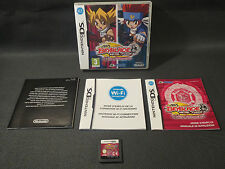 jeux nintendo ds beyblade metal fusion occasion