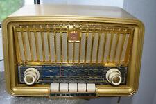 Philips Philetta B2D93A Röhrenradios tube radio Made in GERMANY Gold Edition