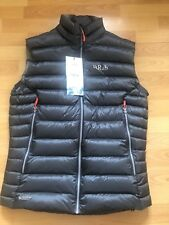 Men's Rab Electron Vest/Gilet/Waistcoat Size Medium