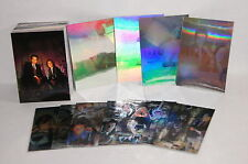 X-FILES SERIES 2 (1996) Complete Base Card Set w/ ALL 10 CHASE (i1-i6 & X1-X4)