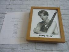Framed Lobby card Press kit & Promo Photo Buddys song Chesney hawkes as buddy