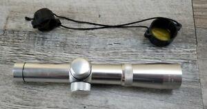 Tasco 2 x 20 Silver Pistol Scope PA2x20 AO-62