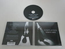 SIMPLY RED/SIMPLIFIED(SIMPLYRED.COM 50551317 0043 0) CD ALBUM
