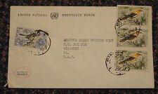 1965 Lebanon United Nations Emergency Force Amateur Radtio Station W3VLG cover